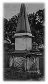 The tomb of William Byrd II