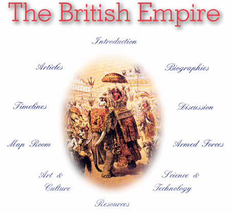 Logo for The British Empire