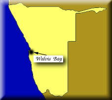 Southwest Africa Map.South West Africa Mandate