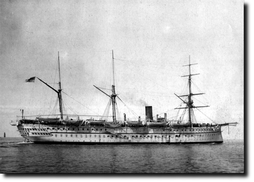 Naval Forces Of The British Empire Ships Troopships Hm Indian