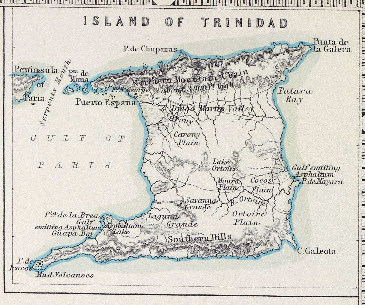 Caribbean Trinidad and Tobago