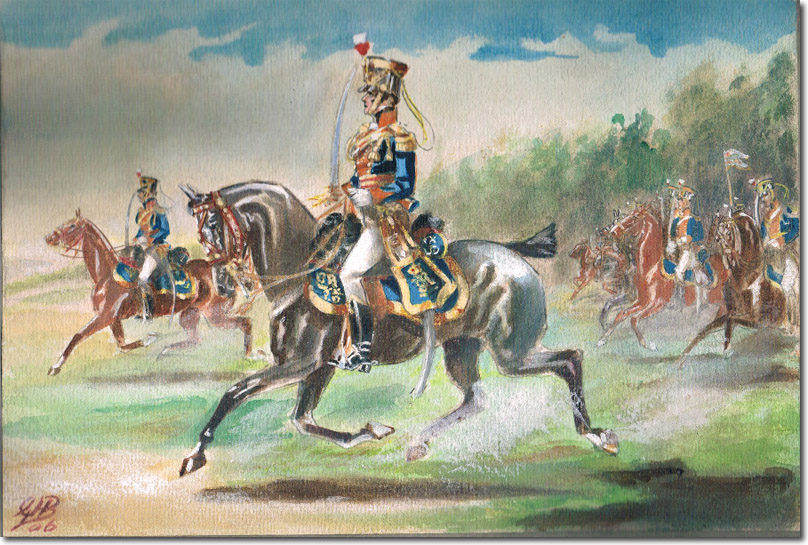 20th light dragoons
