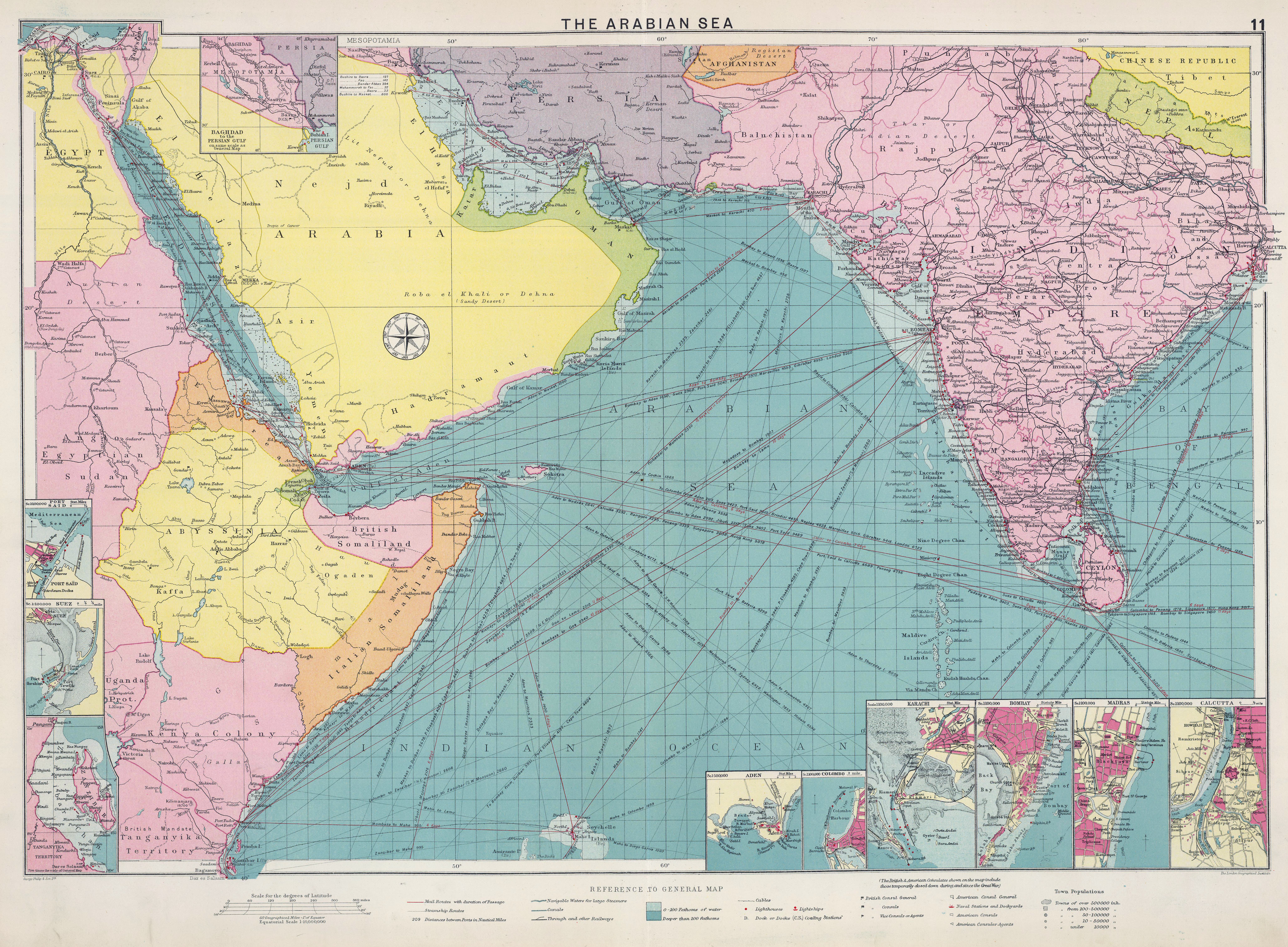 Britain's Arabian Oil Empire: Its Rise and Fall