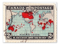 British Empire Stamp