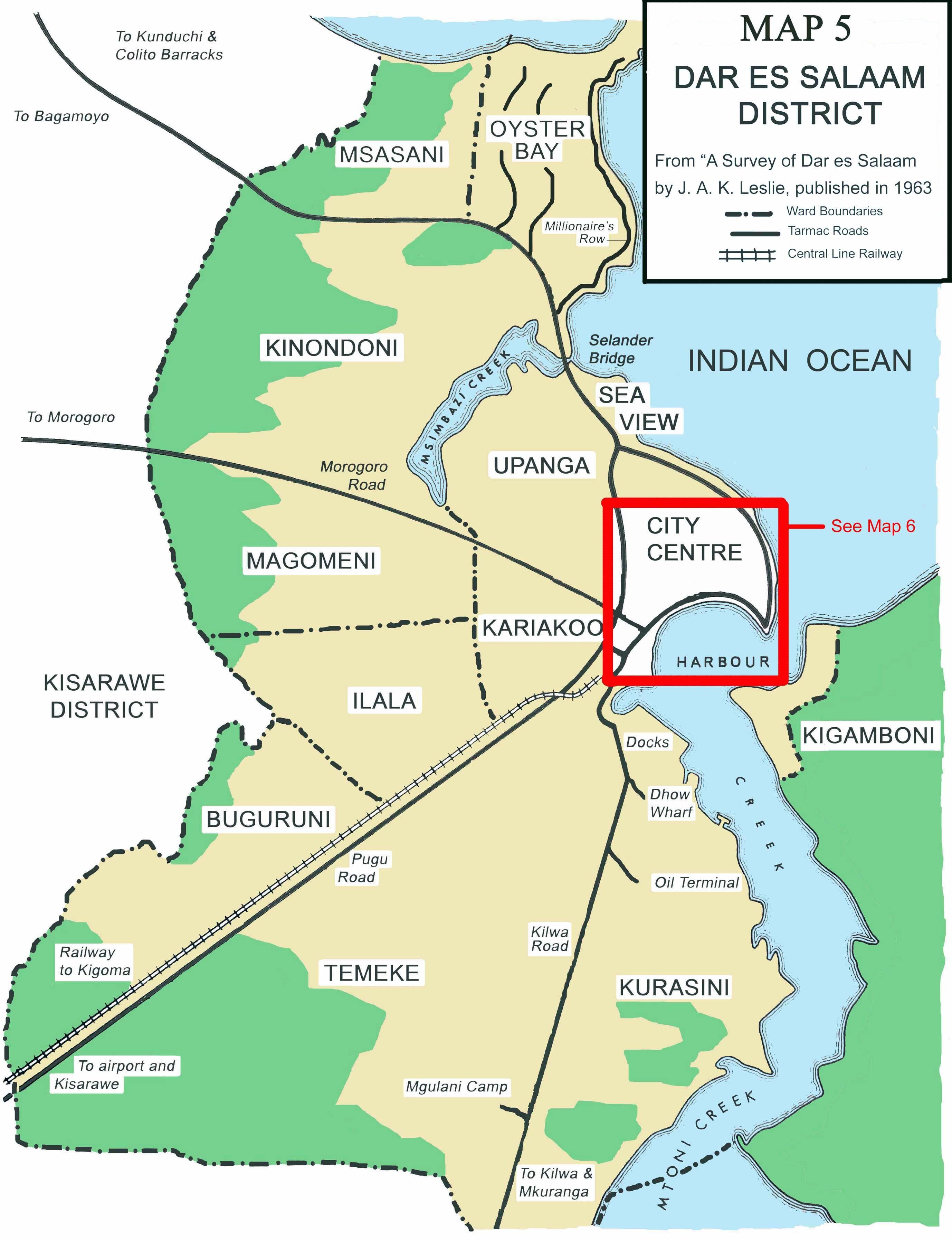 Tanganyika Mandate