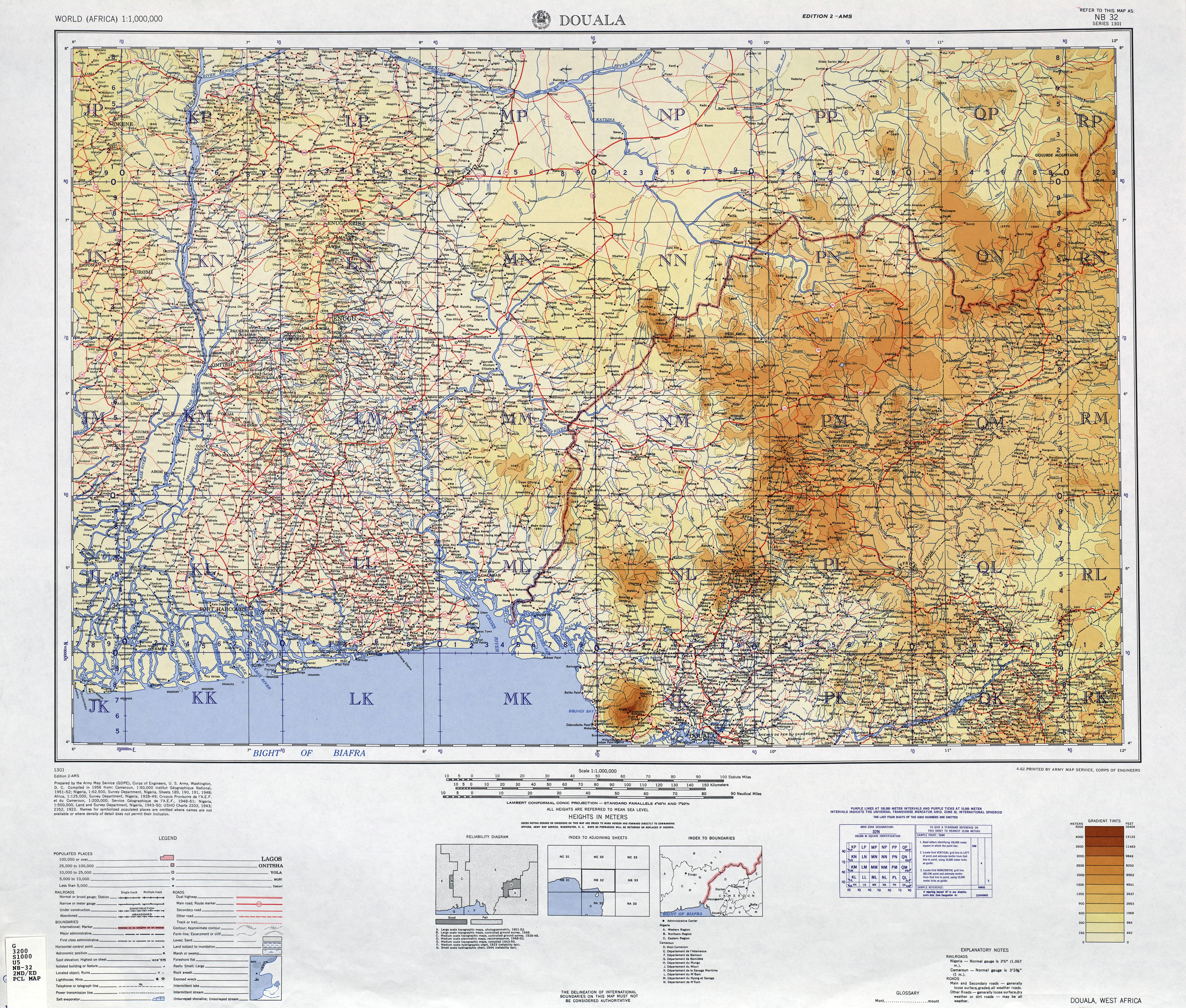 Easternnigeriamap