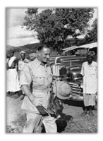 Uncle Gerald Reece of Kenya's N.F.D.