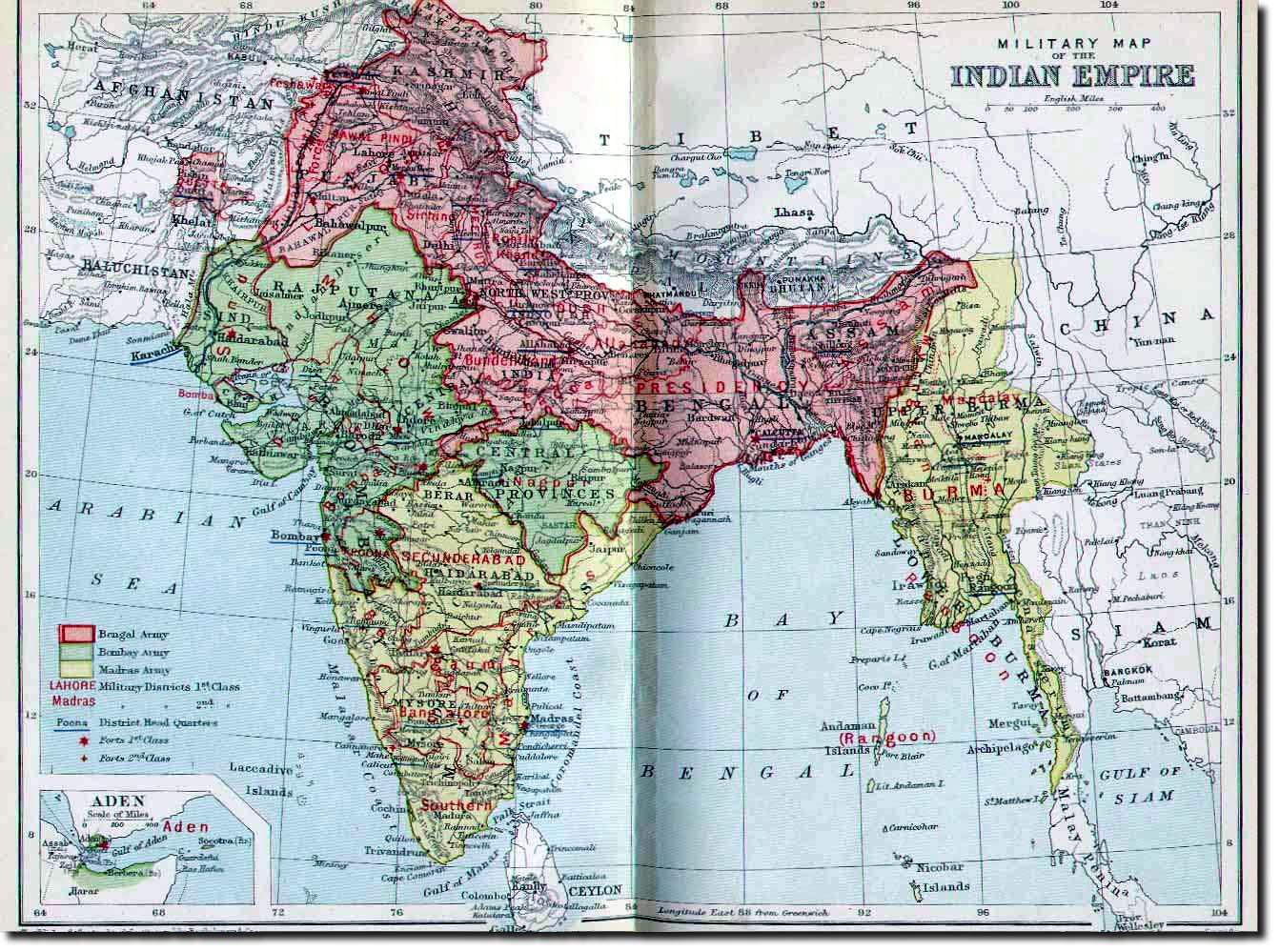 british imperialism on india essay