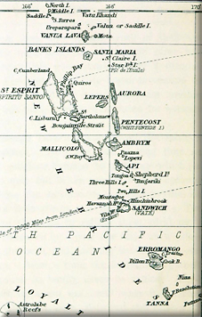 Colonial Map