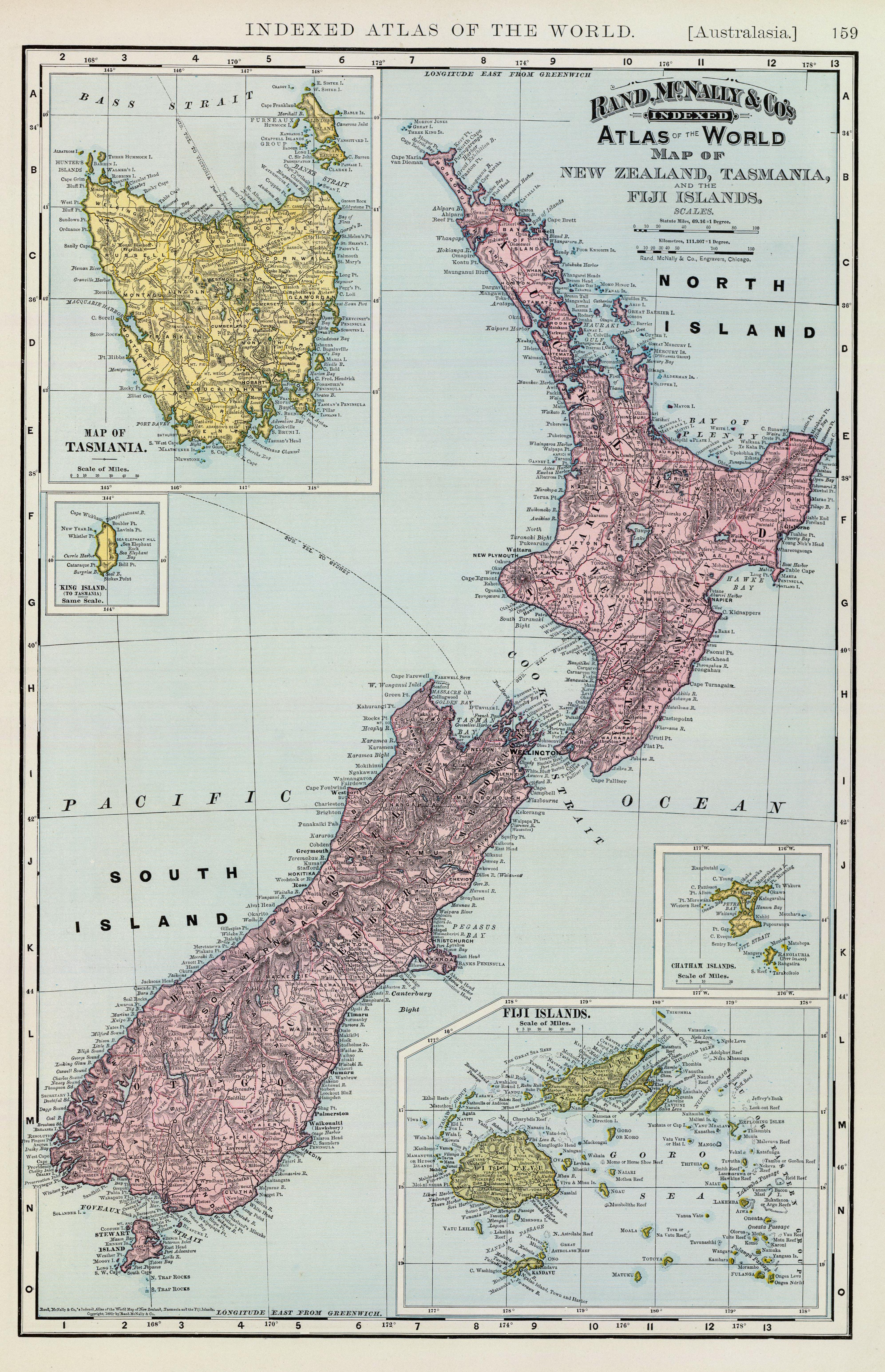 Fiji colony fiji map 1897 gumiabroncs Gallery