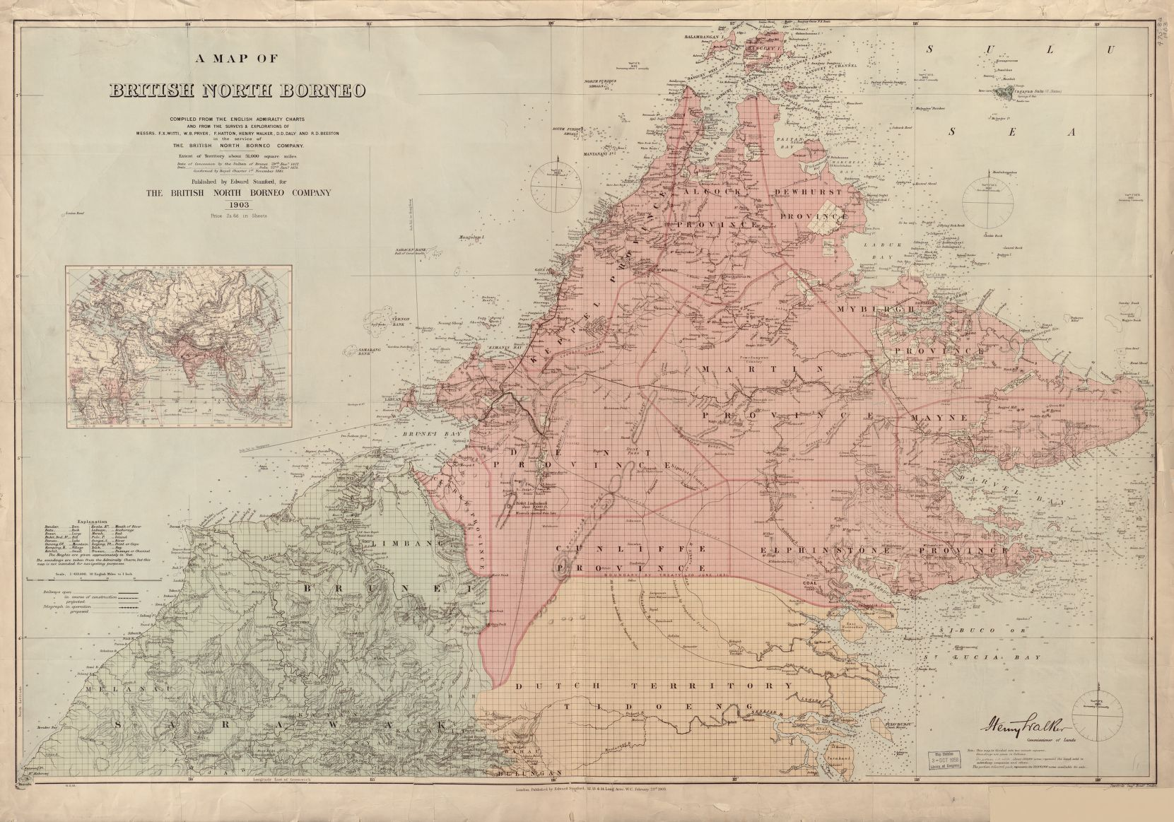 British North Borneo Colony