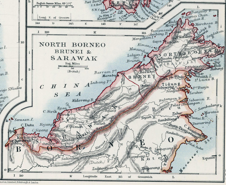 Kingdom of Sarawak Sarawak Colony