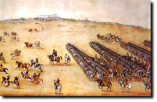 Image result for Skinners Horse Regiment