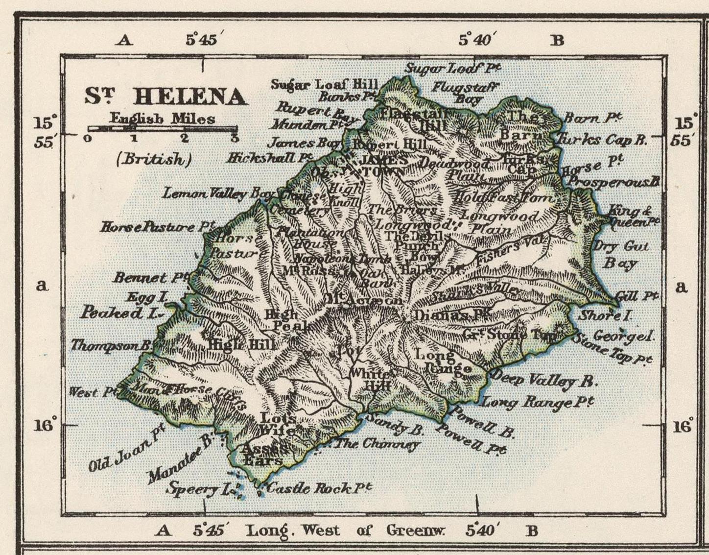 Saint Helena Colony
