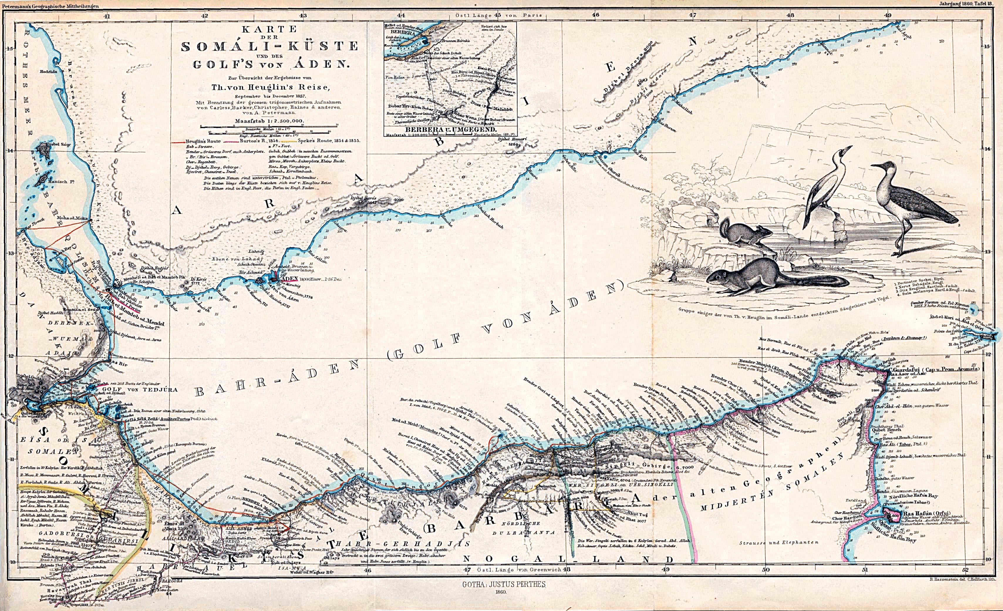 Aden: Maps