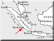 benkulen Map