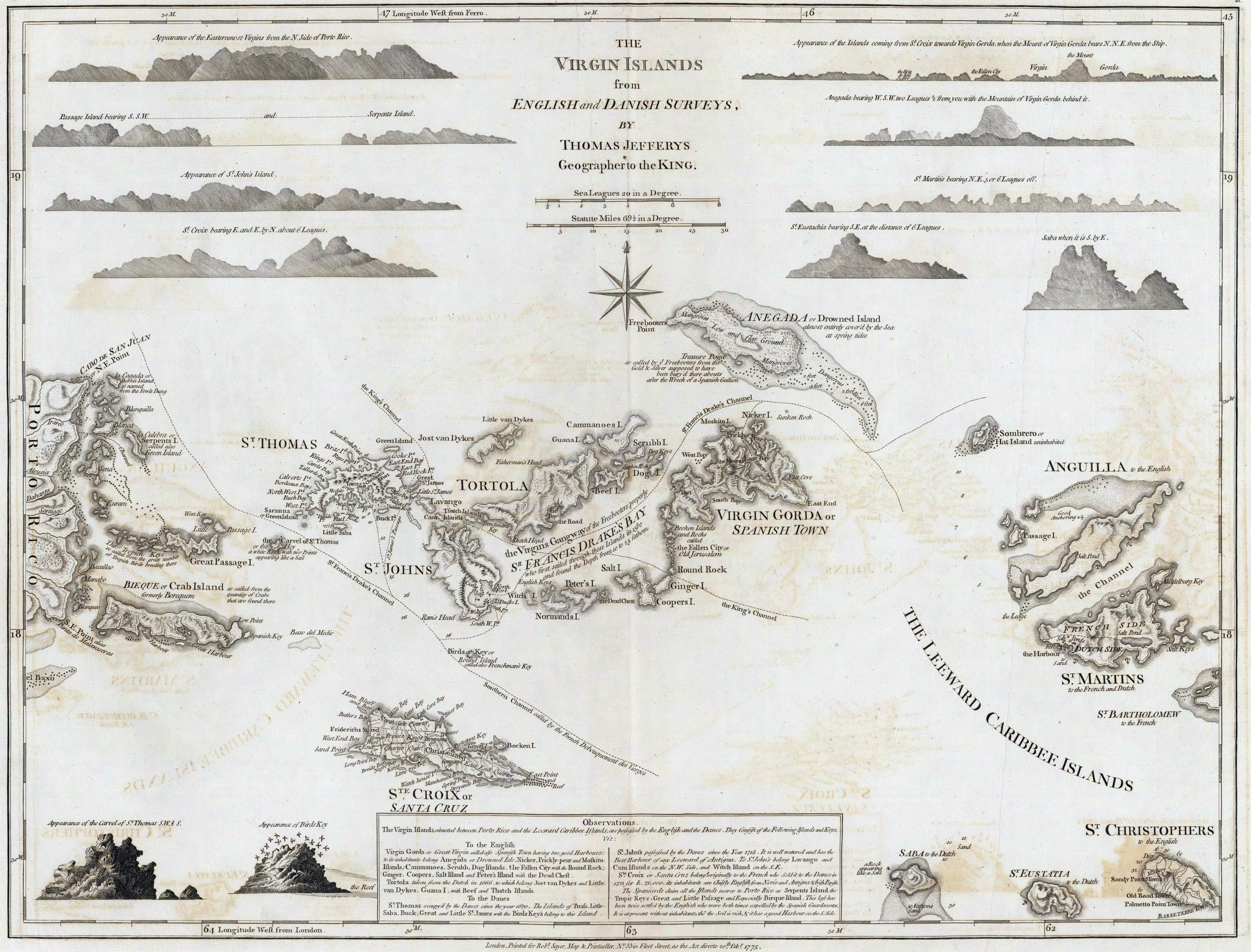 British Virgin Islands Colony
