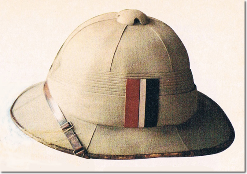 99cd8670f57d3 Other Ranks' Wolseley Helmet, c1930