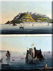 Fort in Napoleonic War