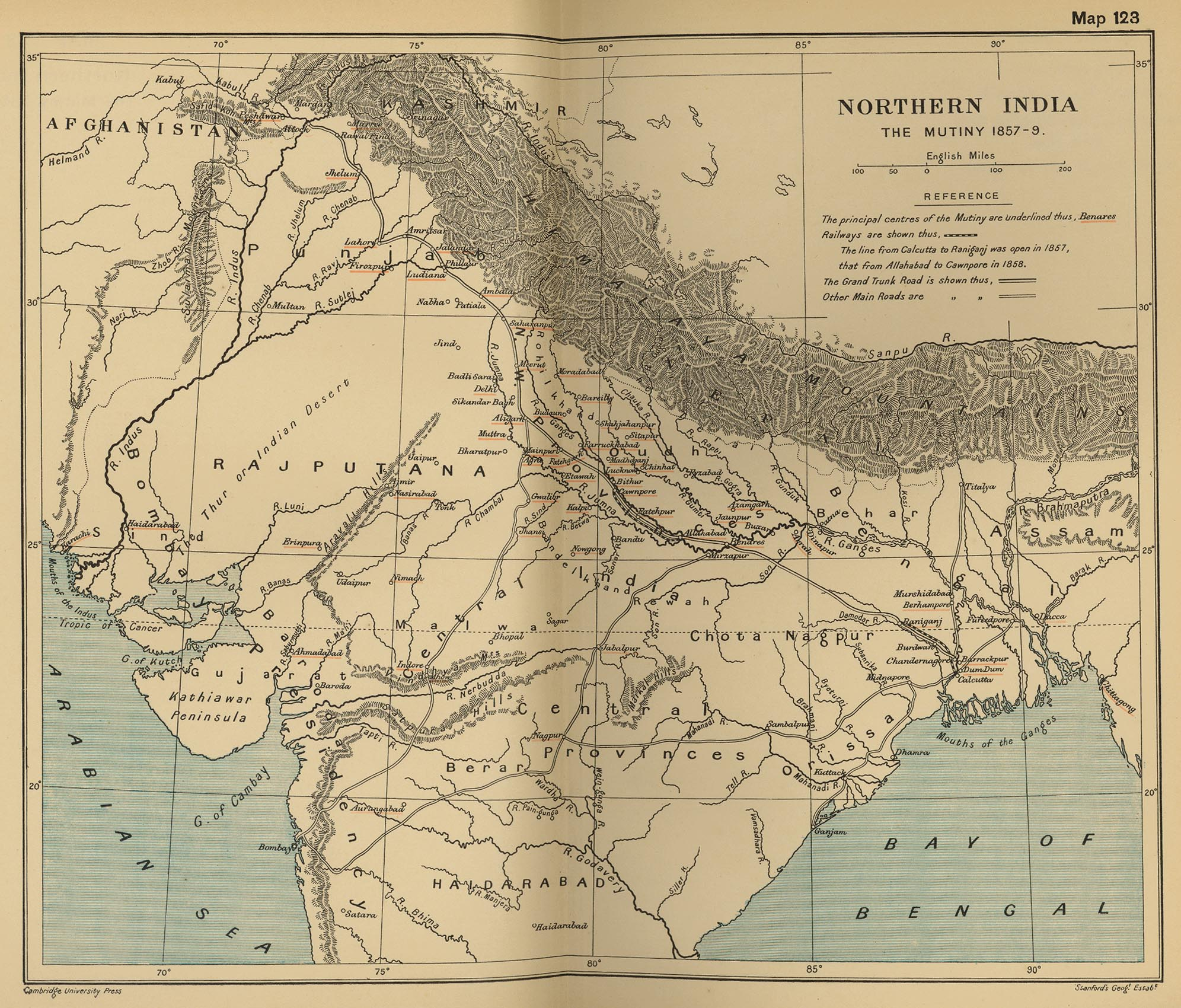 What a skull in an English pub says about India's 1857 mutiny