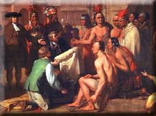 Treaty with Indians
