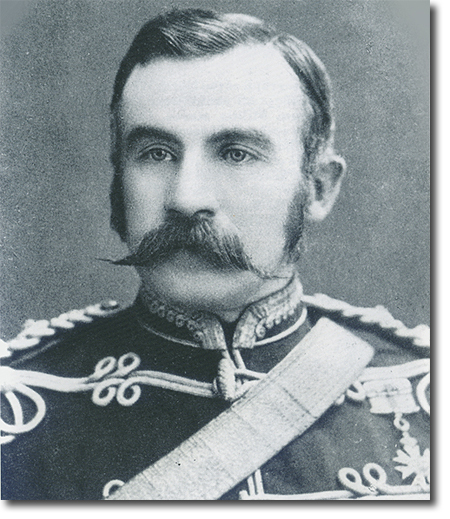 Lt-Col George Arthur French - rcmpfrench
