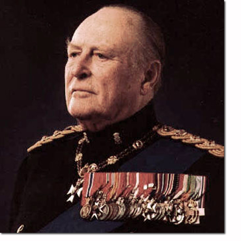Prince Olav Became King V Of Norway In 1957 At The Age 54 And Although Son A Danish Father Half Mother Was Thoroughly Norwegian