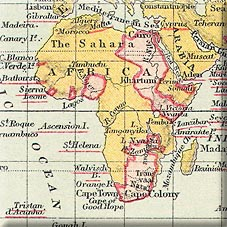 Click for African Colonial Campaigns