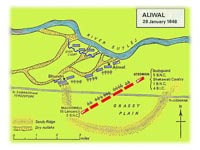 Aliwal Map