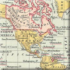 North America and the British Empire