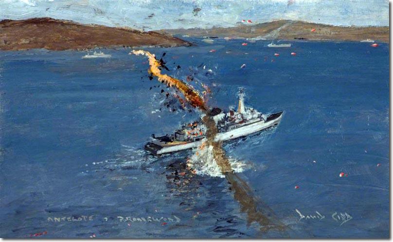 The Falklands War
