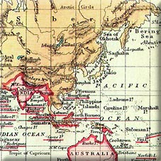 Asia and the British Empire