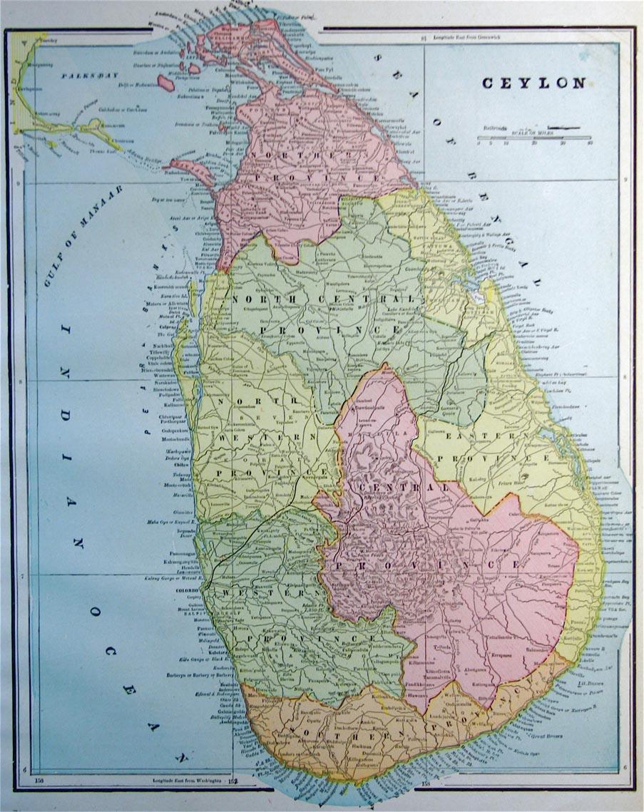 Colonial Ceylon