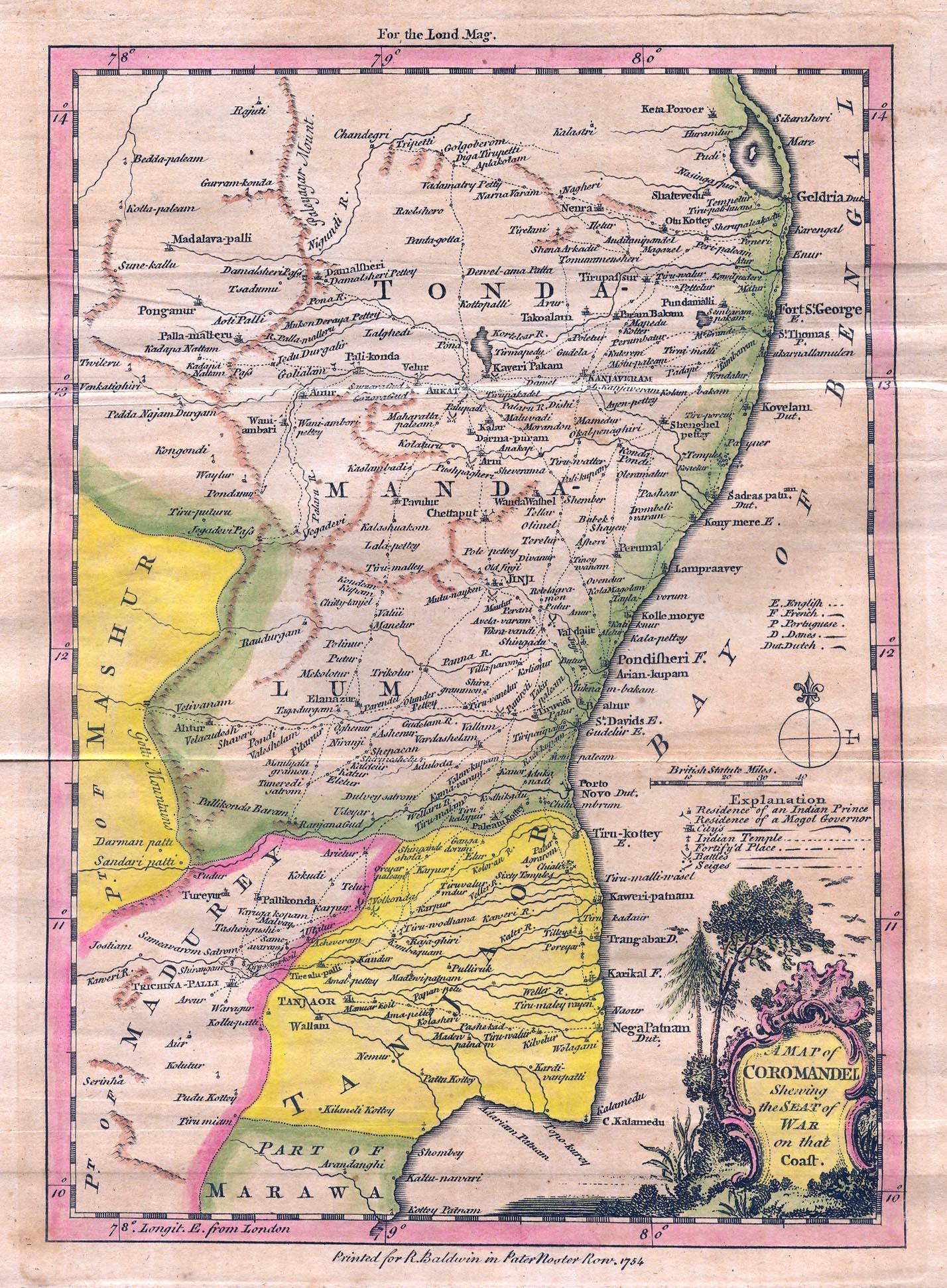 carnatic wars