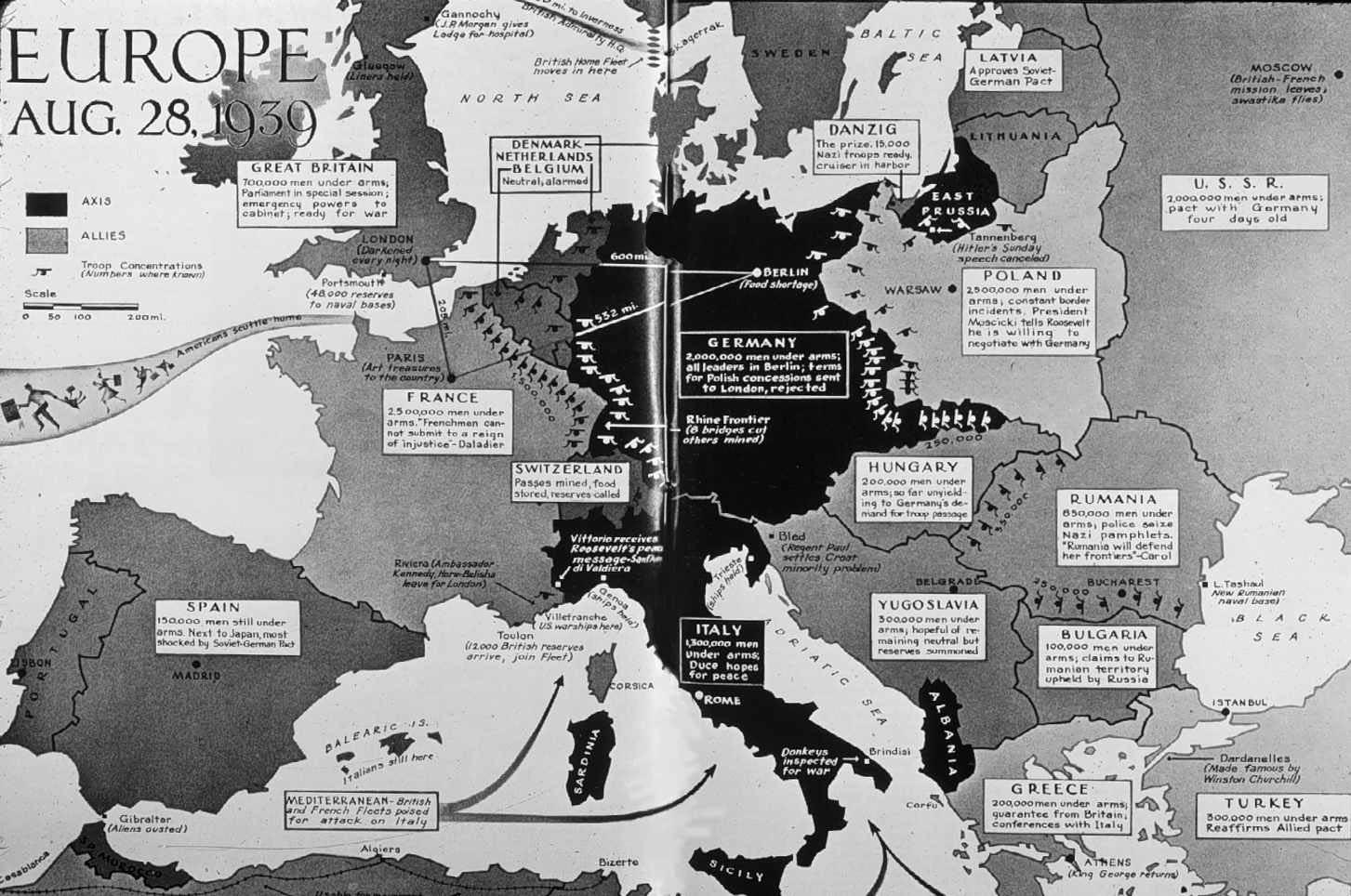 australia and britain relationship after ww2 europe