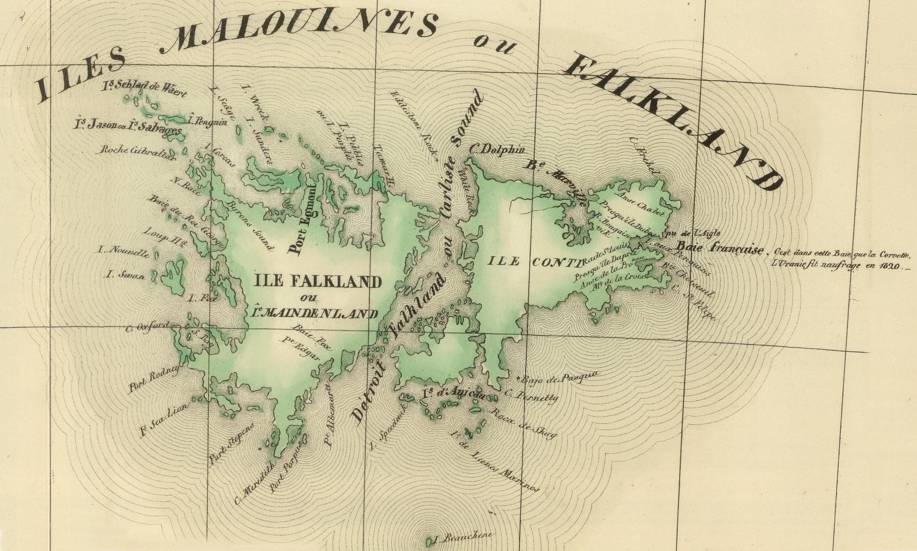 Falkland Islands Colony