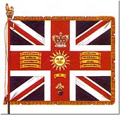 20 Inkerman company colours standard flag Grenadier Guards No