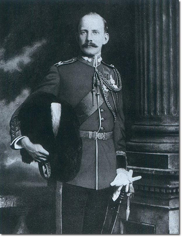 Lord Edward Cecil
