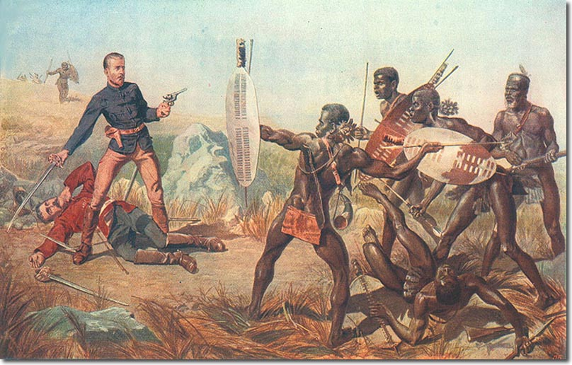a history of the fight of the british empire against the boers in south africa The british in africa south africa, the british now wanted the boers to cooperate with their rule kitchener congratulated the boers for their good fight.