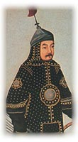 Manchu General during Opium War