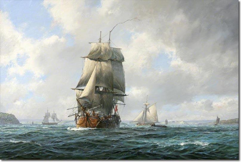 Nautical Almanac / Vertonen - Split