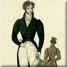 British Empire: Regency Fashion