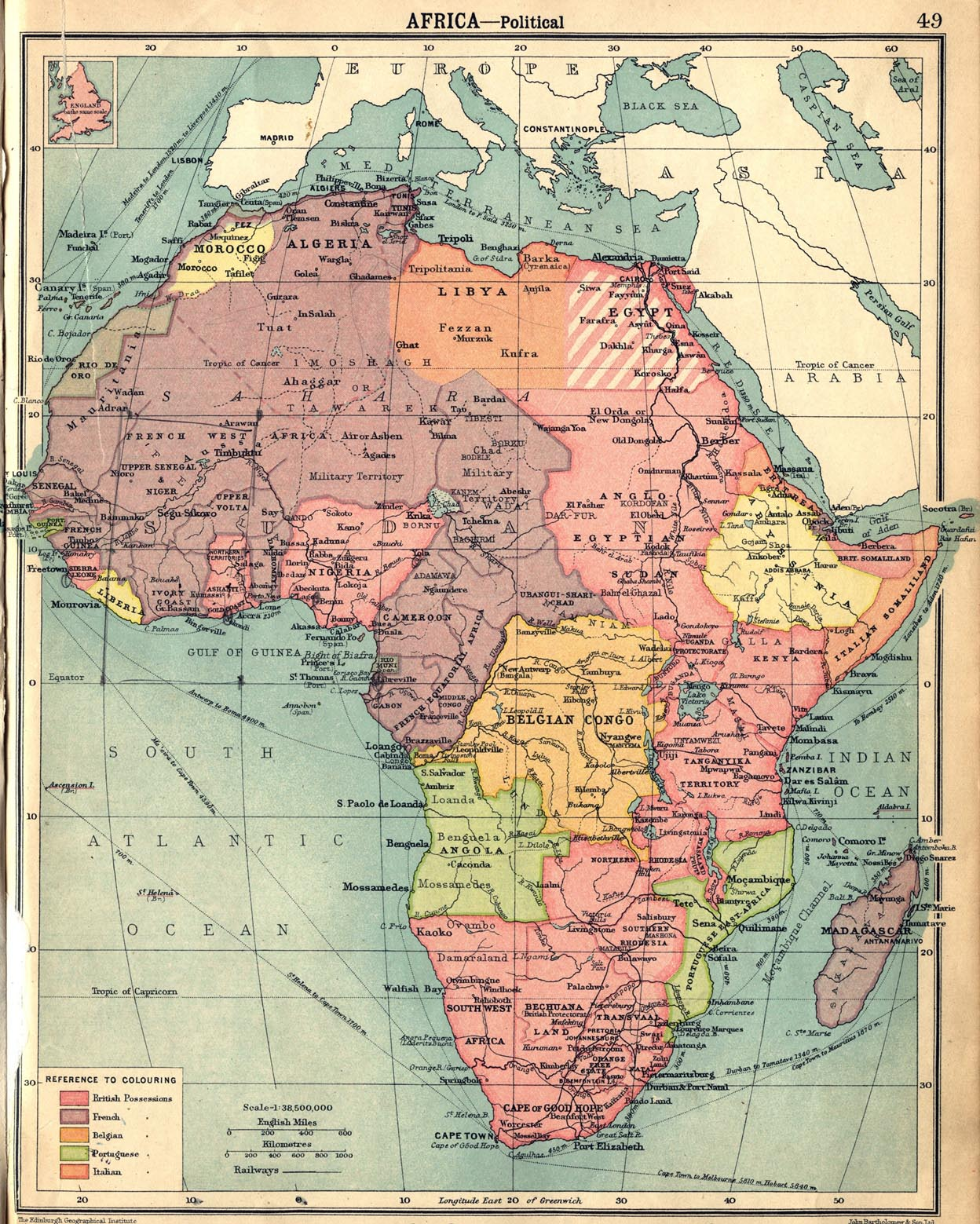 Northern Rhodesia