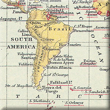 South America and the British Empire